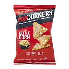 PopCorners Popped Corn Kettle Corn Snack