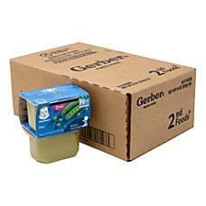 Gerber 2nd Food Peas 4 Oz