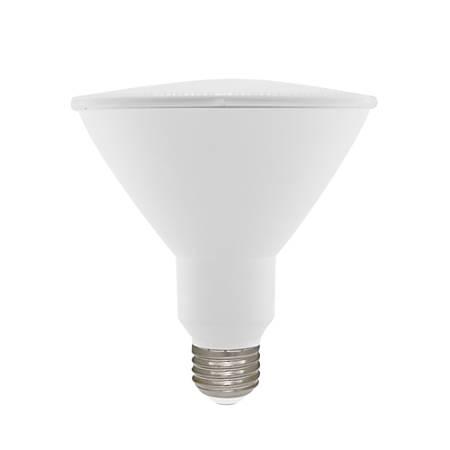 Euri Par38 5000 Series LED Flood Bulb, Dimmable, 18.5 Watt, 1,400 Lumens, 3000K/Warm White, Pack Of 6 Bulbs