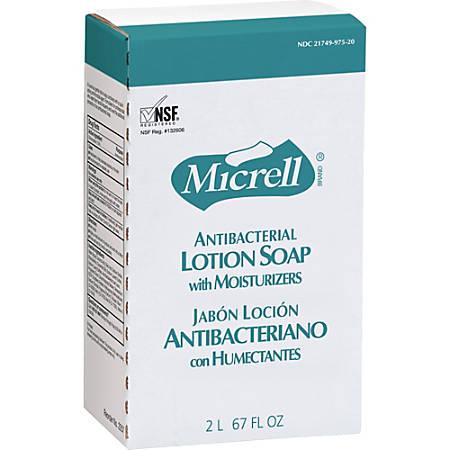 Micrell NXT® Antibacterial Soap Refill, 2000 mL