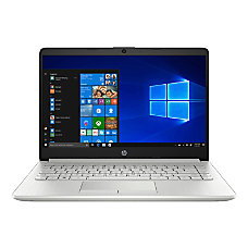 HP Laptop 14 Screen AMD A4