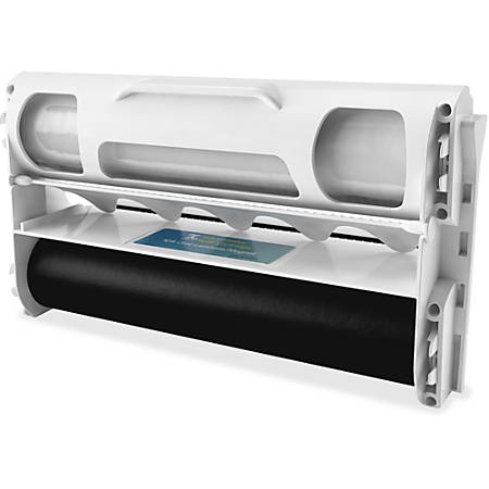 """Xyron ezLaminator Laminate/Magnet Refill Cartridge - Laminating Pouch/Sheet Size: 9"""" Width x 10 ft Length - for Sign, Picture, Board, Classroom, Decoration - Magnetic, Acid-free, Photo-safe, Non-toxic - White - 1 Each"""