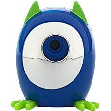 WowWee Snap Pets Cat BlueGreen