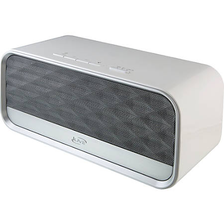 iLive ISBN504 Speaker System - 20 W RMS - Wireless Speaker(s) - Portable - Battery Rechargeable - White