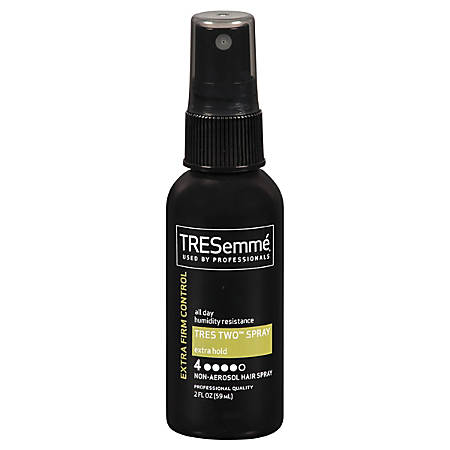TRESemme Extra Hold Hair Spray, 2 Oz, Pack Of 24 Bottles