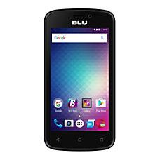 BLU Advance 40M Cell Phone Blue
