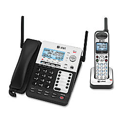 AT T DECT 60 CordedCordless Multi