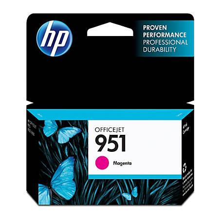 HP 951 Magenta Original Ink Cartridge (CN051AN)