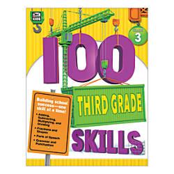 Thinking Kids 100 Skills Grade 3