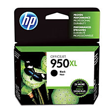 HP 950XL High Yield Black Original