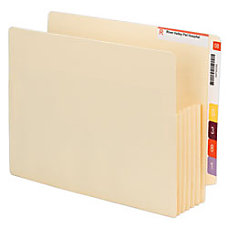 Smead End Tab Convertible File Pockets