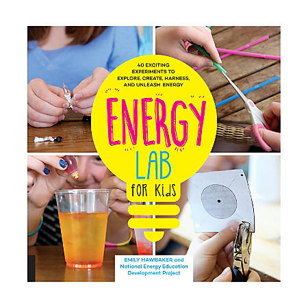 Quarry Books QPG Lab For Kids, Energy Lab For Kids, Grade 5 - 10
