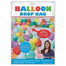 Amscan Balloon Drop Bag 80 x