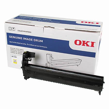 OKI® 44844413 Yellow Image Drum