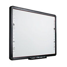 photograph regarding Printable Whiteboard titled Interactive Whiteboards Smartboards - Workplace Depot