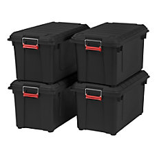 IRIS WEATHERTIGHT Storage Boxes 82 Quart