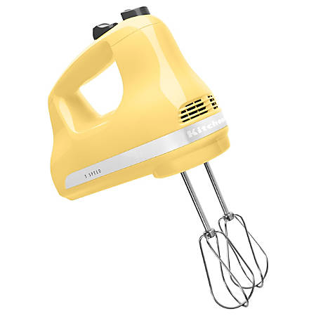 KitchenAid Ultra Power KHM512MY Hand Mixer