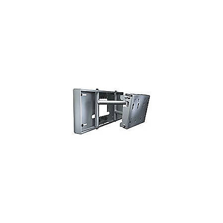 Peerless Flat Panel Pull-out Swivel Wall Mount - Steel - 150 lb