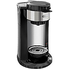 Bella DualBrew Single Serve Coffee Maker