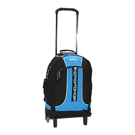 Intense EZ Glide Rolling Backpack Assorted Colors No Color Choice ...