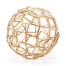 Zuo Modern Squares Orb Sculpture 6