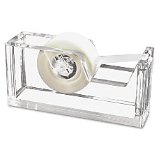Kantek Acrylic Tape Dispenser 2 x