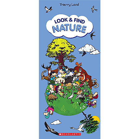Scholastic Library Publishing Look & Find, Nature