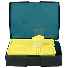 Bentology Classic 6 Piece Bento Box