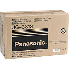 Panasonic UG3313 Toner Cartridge Laser Standard