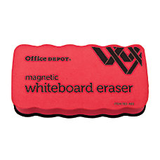Office Depot Brand Magnetic Eraser
