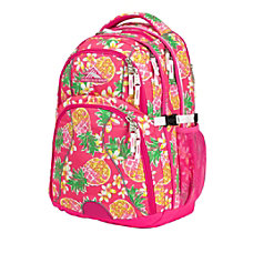 High Sierra Swerve Laptop Backpack FlamingoPink