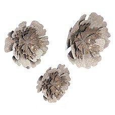 Zuo Modern Antique Flowers Set Of