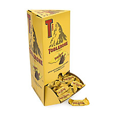Toblerone Tinys Changemaker Bars 028 oz