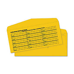 Quality Park Preprinted Inter Department Envelopes
