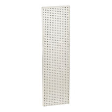 Azar Displays 1 Sided Pegboard Wall