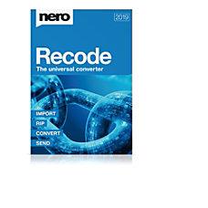 Nero Recode 2019 Download Version
