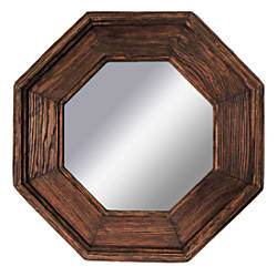 PTM Images Framed Mirror Octagonal 18