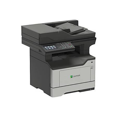 Lexmark MX520 MX521ade Laser Multifunction Printer - Monochrome - TAA Compliant