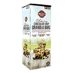 Wellsley Farms Chewy Chocolate Chip Granola