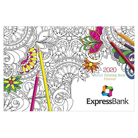 o01 adult coloring book planner