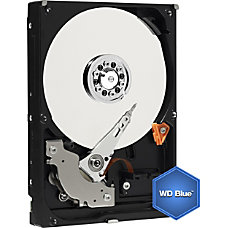 Western Digital Blue 750GB Internal Hard