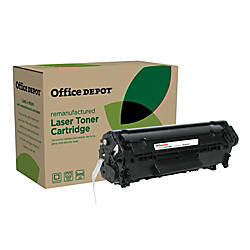 Office Depot Brand OD12EHY HP Q2612A