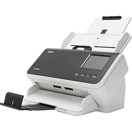 Kodak Alaris S2080W Cordless Sheetfed Scanner - 80 ppm (Mono) - 80 ppm (Color) - USB