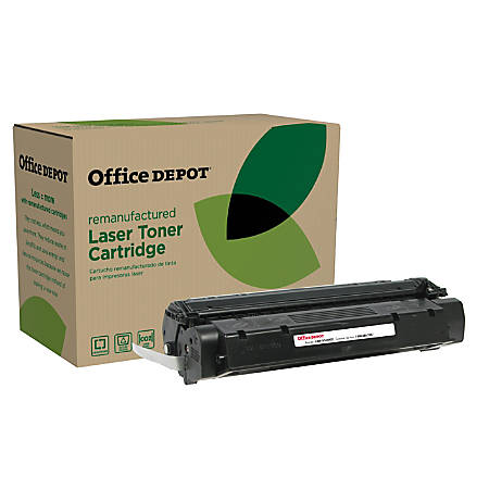 Office Depot® Brand OD15EHY (HP C7115X) Remanufactured Extended High-Yield Black Toner Cartridge