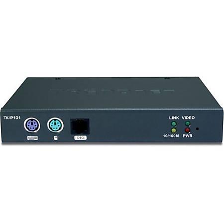 TRENDnet TK-IP101 1-Port KVM Switch over IP