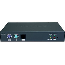 TRENDnet TK IP101 1 Port KVM