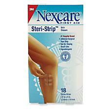 3M Nexcare Ster strip Adhesive Strips