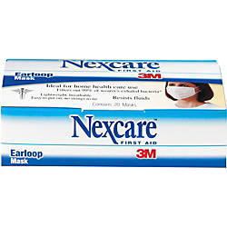 Nexcare Ear Loop Filter Mask Pack