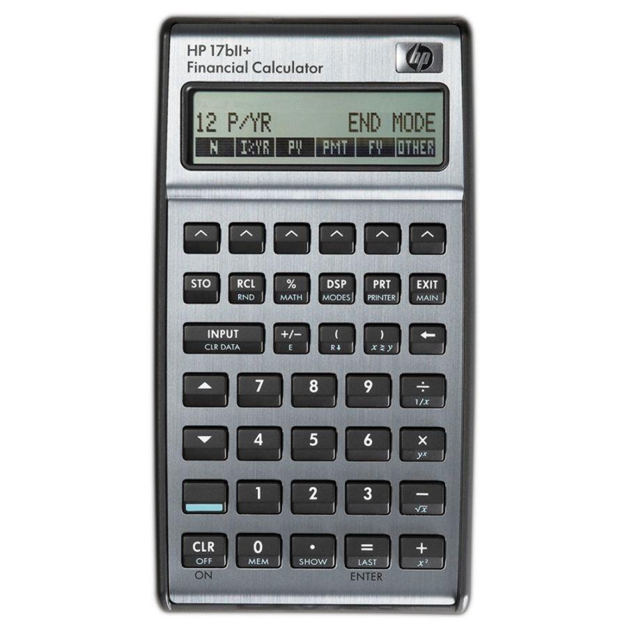 hp 17bii financial algebraic calculator by office depot officemax rh officedepot com Hewlett-Packard 17Bii Calculator hp 17bii+ financial calculator user manual