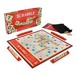 Hasbro Scrabble Brand Crossword Board Game
